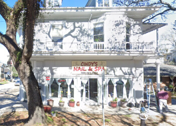New Orleans nail salon Cindy's Nail & Spa