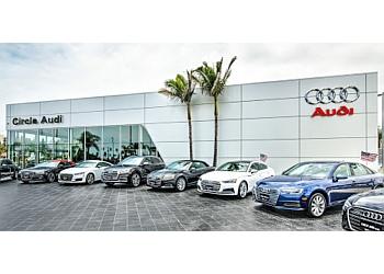 Long Beach car dealership Circle Audi