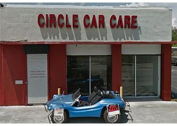 Hollywood car repair shop CIRCLE CAR CARE