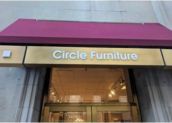 Boston furniture store Circle Furniture