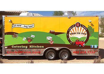 Scottsdale food truck Circle R Farm