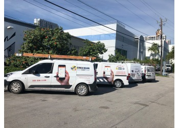 Miami security system Circle Security Solutions