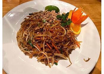 Philadelphia thai restaurant Circles Thai