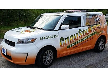 Columbus carpet cleaner CitruSolution Carpet Cleaning