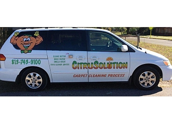 Tampa carpet cleaner CitruSolution Carpet & Upholstery Cleaning