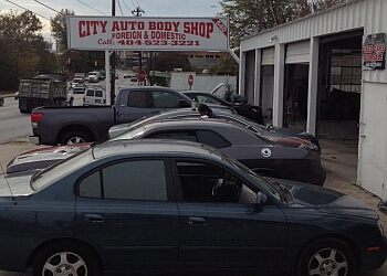 Atlanta auto body shop City Auto Body Shop Inc.
