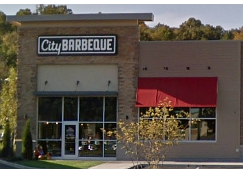 Akron barbecue restaurant City Barbeque