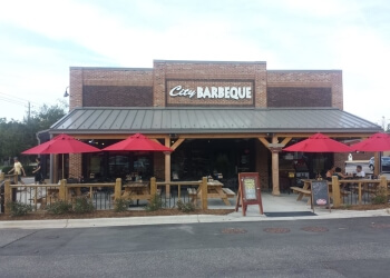 Cary barbecue restaurant City Barbeque