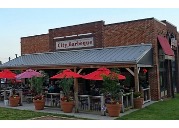 Lexington barbecue restaurant City Barbeque
