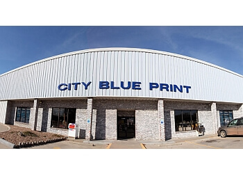 Wichita printing service City Blue Print Inc