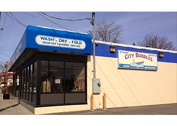Providence dry cleaner City Bubbles Laundry