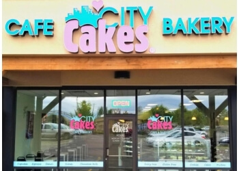 Salt Lake City cake City Cakes & Cafe Inc