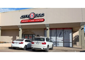 Fort Worth urgent care clinic CityDoc Urgent Care