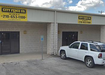 San Antonio fencing contractor City Fence Company