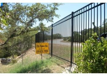 San Antonio fencing contractor City Fence Co. of San Antonio