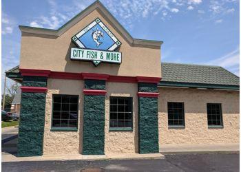 Kansas City seafood restaurant City Fish & More Restaurant