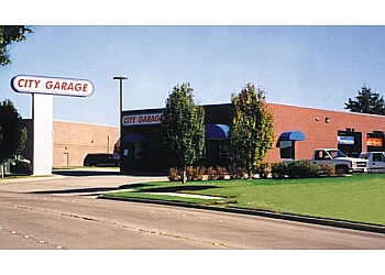 Grand Prairie car repair shop City Garage