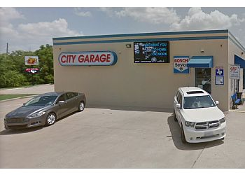 Dallas car repair shop City Garage DFW