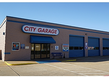 Plano car repair shop City Garage DFW