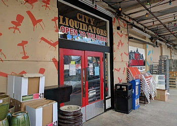 Portland furniture store City Liquidators