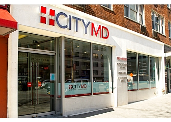 New York urgent care clinic CityMD