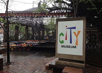 St Louis places to see City Museum