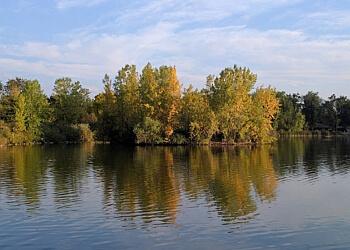 Fort Collins public park City Park