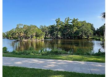 New Orleans public park City Park