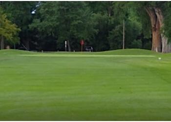 Fort Collins golf course City Park Nine Golf Course