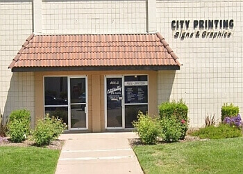 Simi Valley printing service City Printing & Graphics