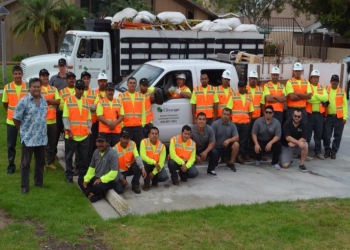 Irvine landscaping company City Scape Inc.