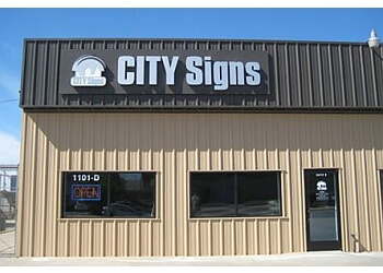 Modesto sign company City Signs