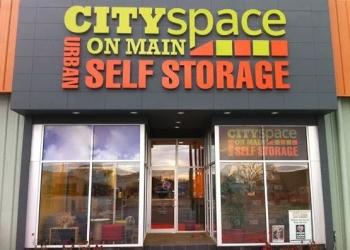 Louisville storage unit CitySpace on Main Self Storage