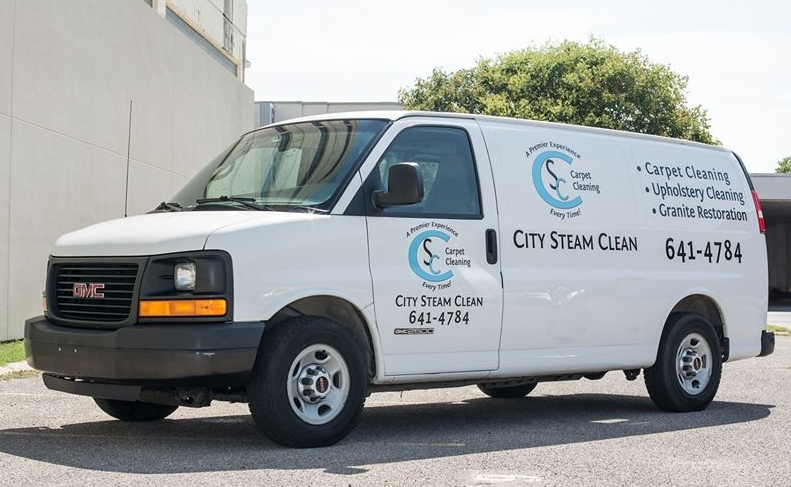 Wichita carpet cleaner City Steam Clean