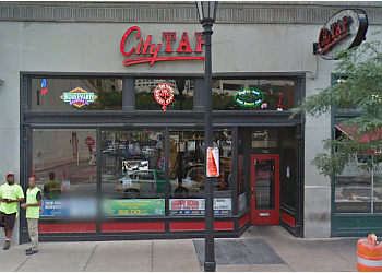 Cleveland sports bar City Tap