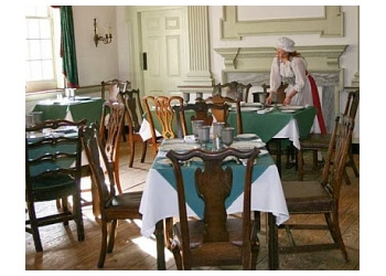 Philadelphia american restaurant City Tavern Restaurant