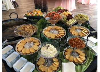 Houston caterer City View Catering