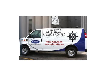 Kansas City hvac service City Wide Heating & Cooling