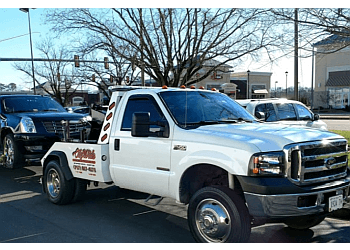 Newport News towing company CITY WIDE TOWING & RECOVERY LLC