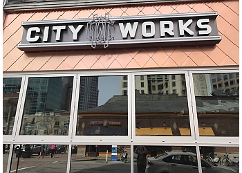 Pittsburgh sports bar City Works