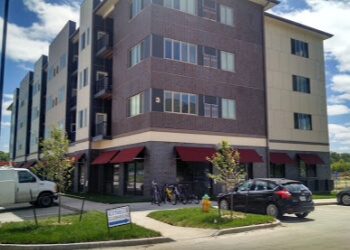 Des Moines apartments for rent Cityville on 9th
