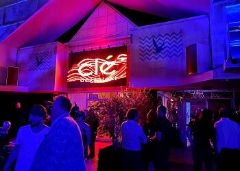 Houston night club Clé