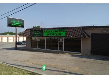 Arlington auto body shop Clark Brothers Paint & Body
