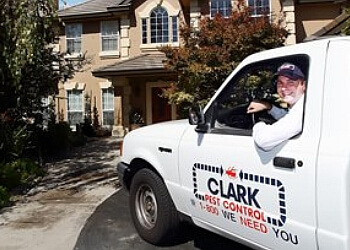 Fremont pest control company Clark Pest Control