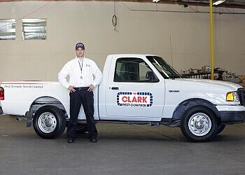 Santa Rosa pest control company Clark Pest Control