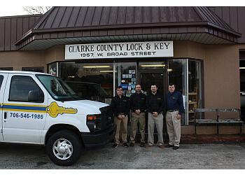 Athens locksmith Clarke County Lock and Key Inc.