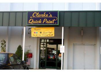 Memphis printing service Clarke's Quick Print