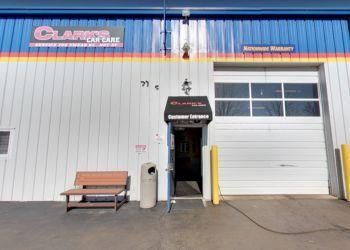 Naperville car repair shop Clark's Car Care Inc.