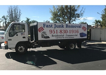 Fontana junk removal Clarks Hauling & CleanUp
