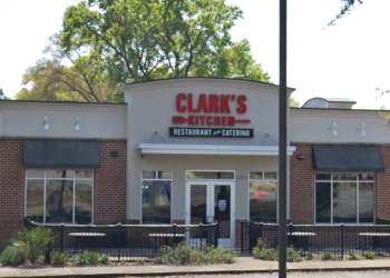 Mobile caterer Clark's Kitchen Restaurant & Catering